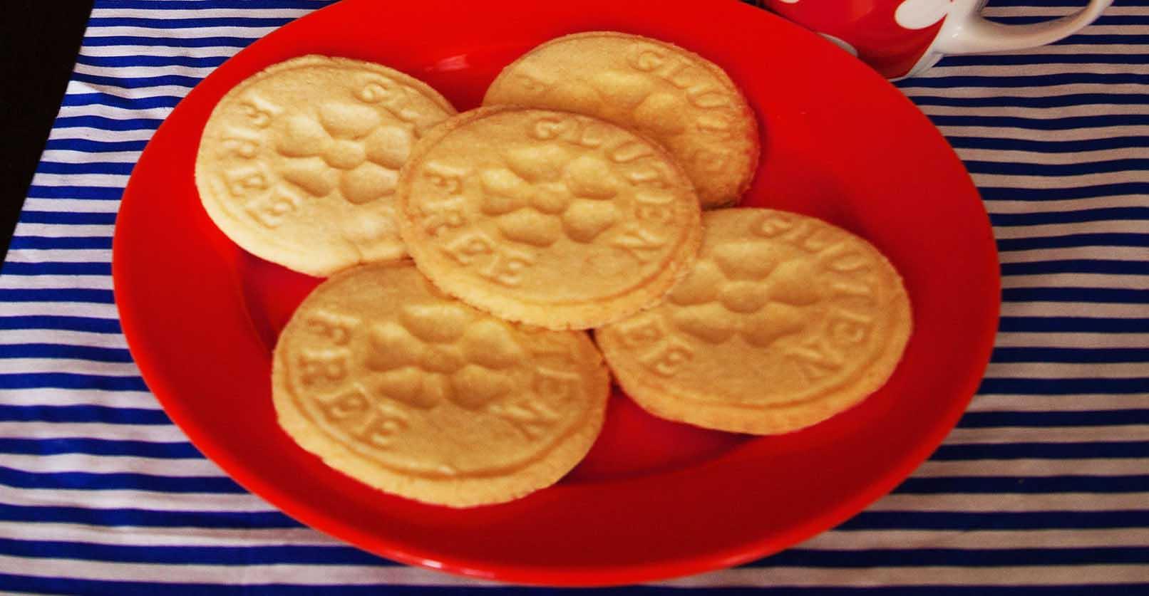Citromos keksz gluténmentesen
