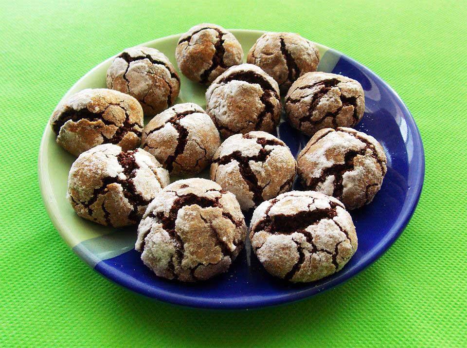 Kakaós pöfeteg keksz