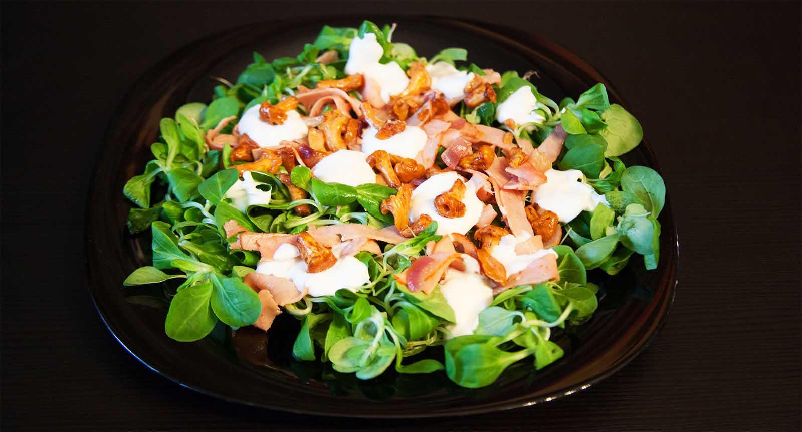 Salátakészítés könnyedén és változatosan