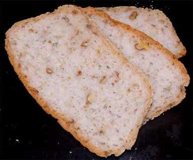 Diós kenyér