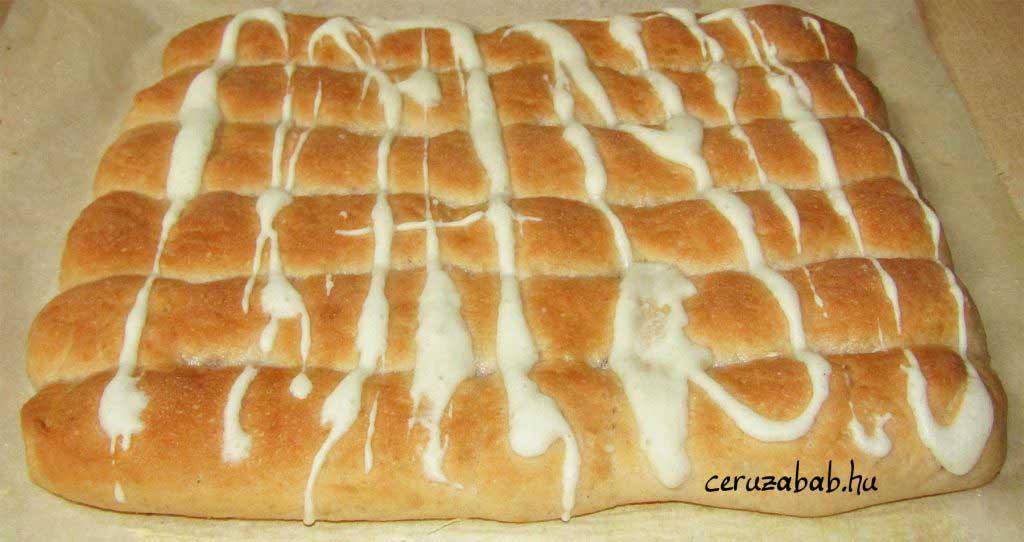 desszert, pékáru