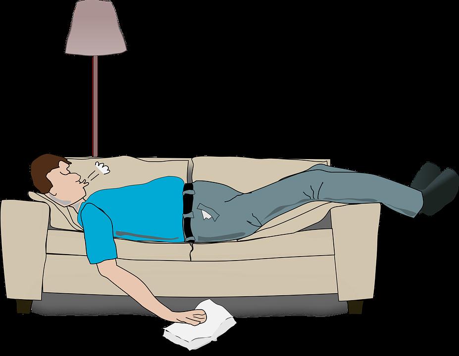 Alvásvizsgálaton jártunk avagy, ha horkolsz, korán meghalhatsz