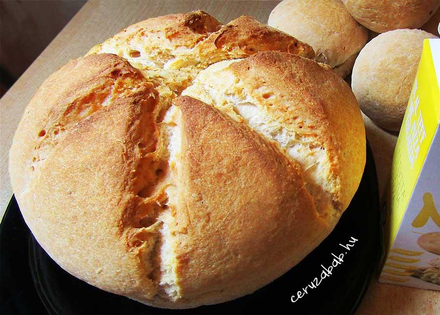 Teff lisztes kenyér