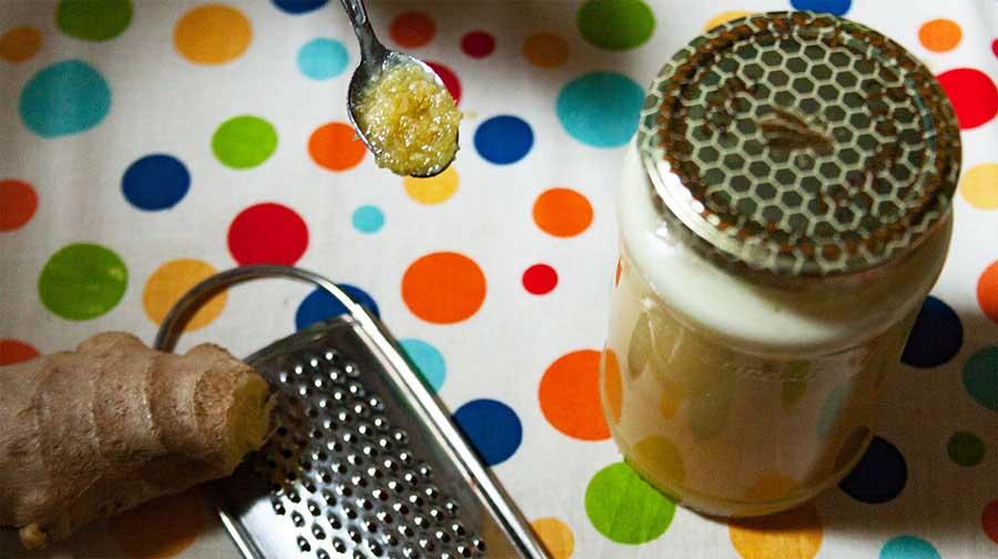 Propoliszos-fahéjas-mézes-gyömbérrel a betegségek ellen