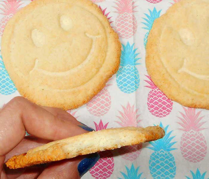 Vaníliás keksz gluténmentesen