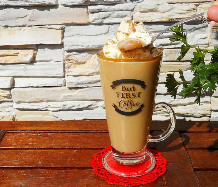 A kávé és a puding szerelemgyermeke