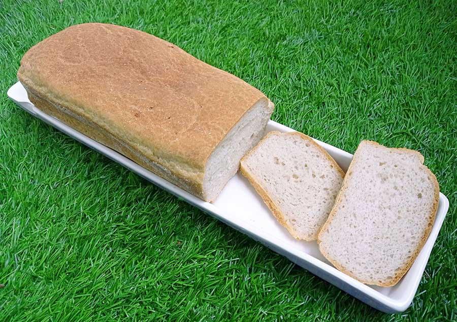 Gluténmentes kenyér változat