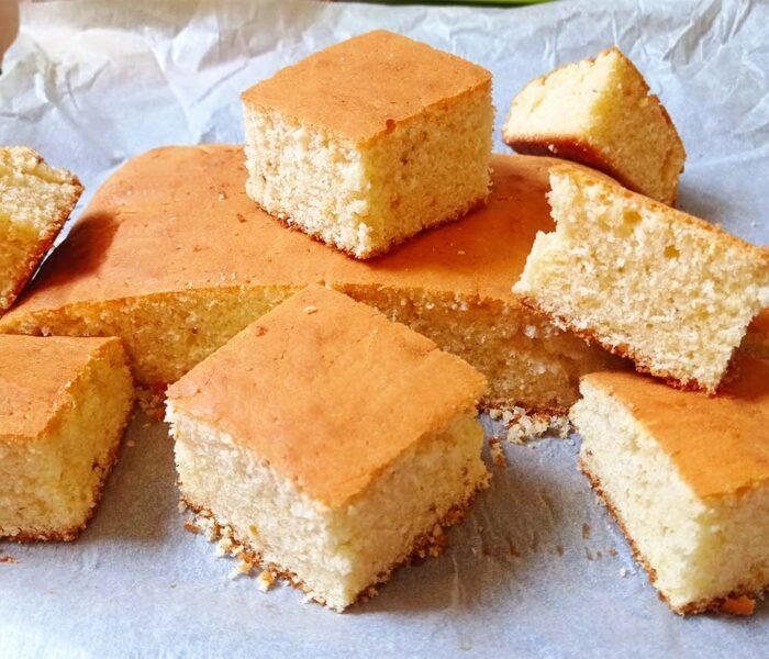 Kevert süti mandulával – töltsd meg bármivel!
