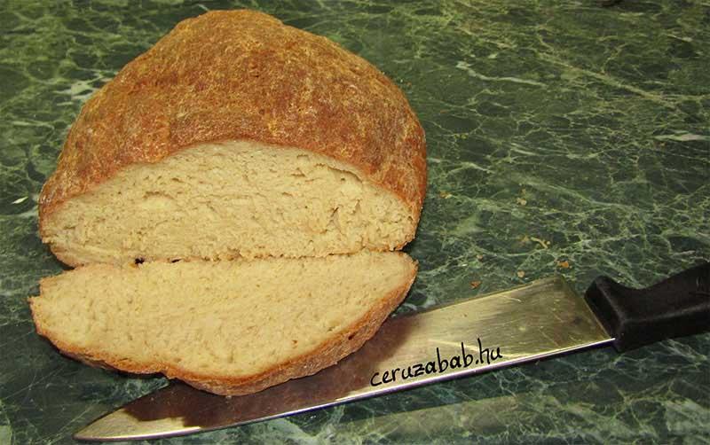 Csicseris kenyér