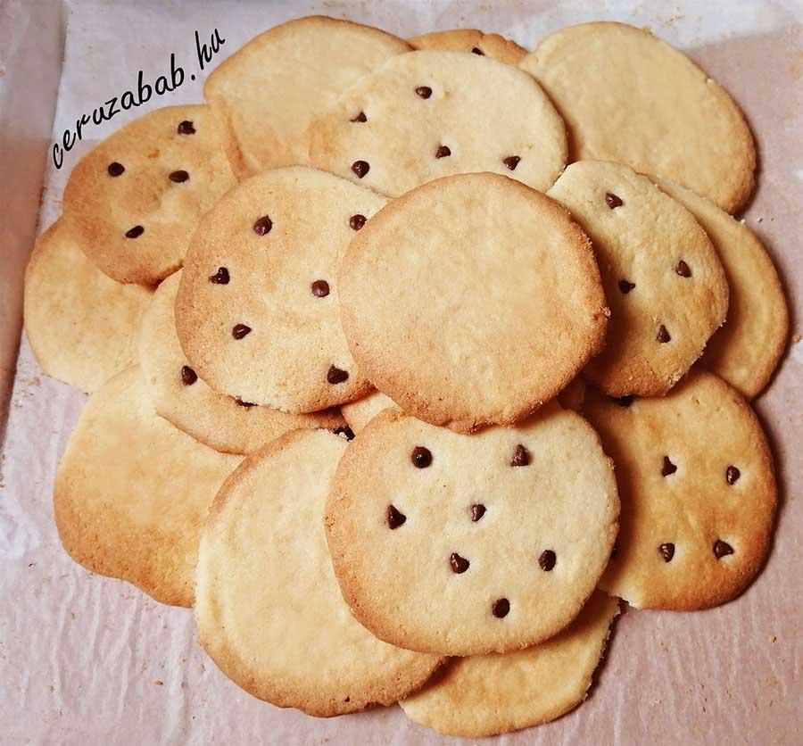 Vajas (dán) keksz