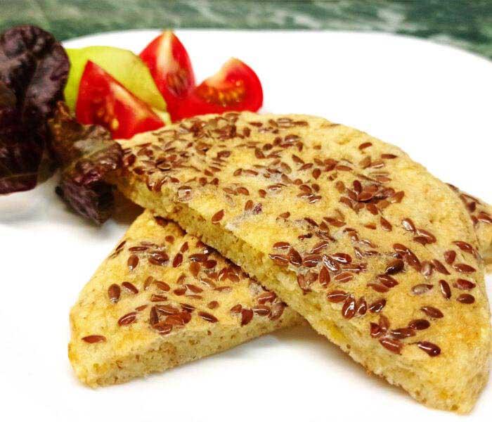 Egészséges kenyérpótló – 2 perces recept