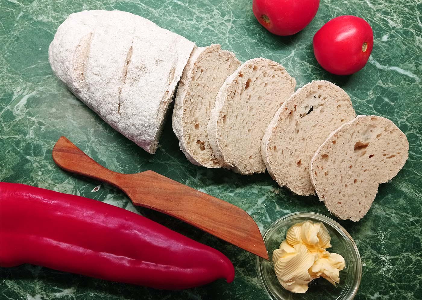 Szegedi gluténmentes kenyér